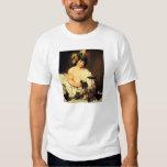 Camiseta del Bacchus de Caravaggio Playera