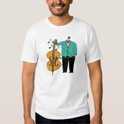 Camiseta del bajista de secuencia remera