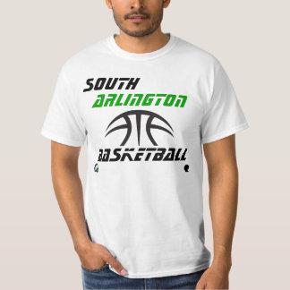 Camiseta del baloncesto de SouthArlington Playeras