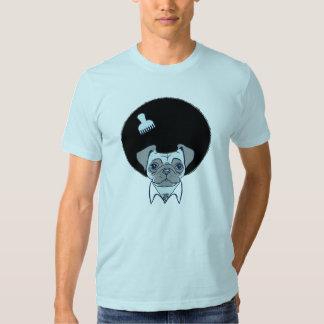 Camiseta del barro amasado del disco poleras