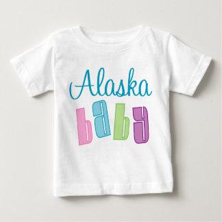 Camiseta del bebé de Alaska