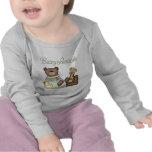 Camiseta del bebé de Beary Luvable