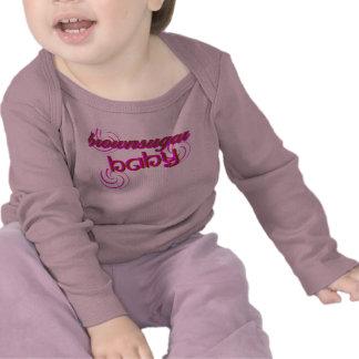 Camiseta del bebé de Brownsugar