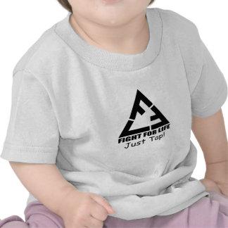 Camiseta del bebé de FFL