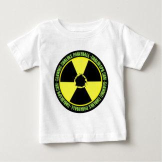 Camiseta del bebé de GGPB