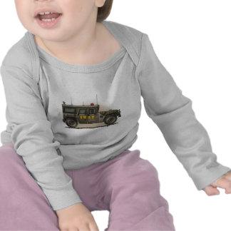 Camiseta del bebé de Hummer del equipo de GOLPE