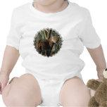 Camiseta del bebé de la foto de Jaguar