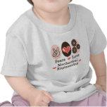 Camiseta del bebé de la ingeniería industrial del