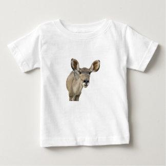 Camiseta del bebé de los oídos 2 de Kudu Playeras