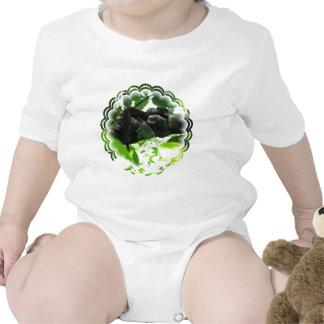 Camiseta del bebé del Coati