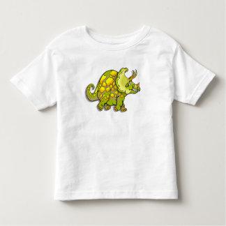 Camiseta del bebé del dinosaurio del dibujo remeras