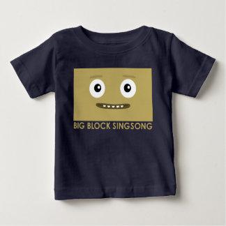 Camiseta del bebé del individuo de los amigos del remera