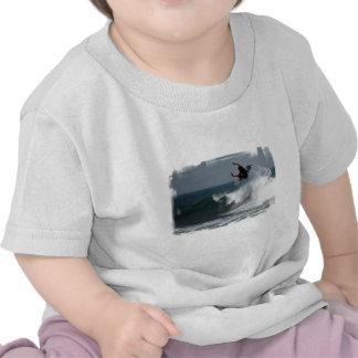 Camiseta del bebé del informe de la resaca