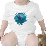 Camiseta del bebé del Manatee