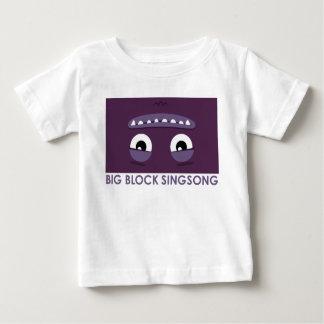 Camiseta del bebé del palo de BBSS Playeras
