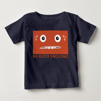 Camiseta del bebé del pulpo de BBSS Remeras