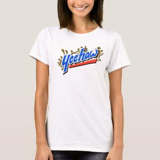 Camiseta del bebé del Yee-Haw