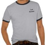 Camiseta del bebedor de la soda