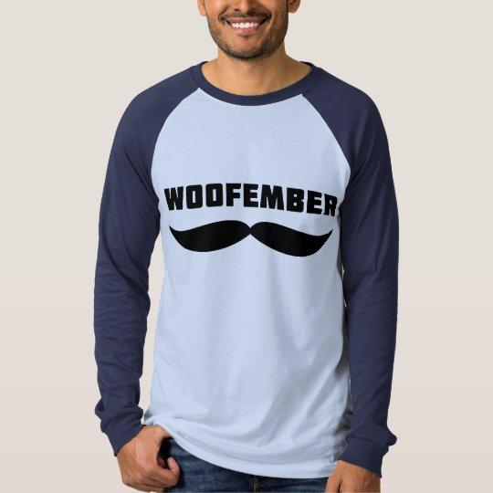Camiseta del béisbol (azul/marina de guerra)