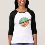 Camiseta del béisbol de Vestring Hayes