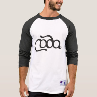 Camiseta del béisbol del CODA Playera
