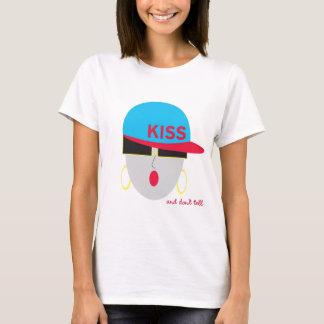 """Camiseta del """"beso"""" de AnabelNY"""