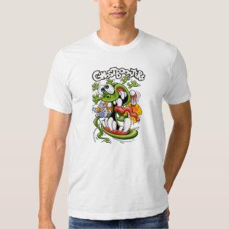 Camiseta del blanco de Ghostboosters Remeras
