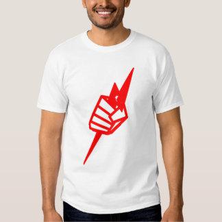Camiseta del blanco del campeonato del ORGULLO FC Remeras
