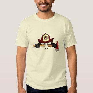 Camiseta del blanco del icono de Kilroy del Camisas
