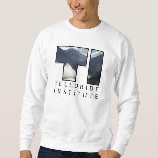 Camiseta del blanco del instituto del telururo jersey
