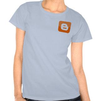 Camiseta del Blogger