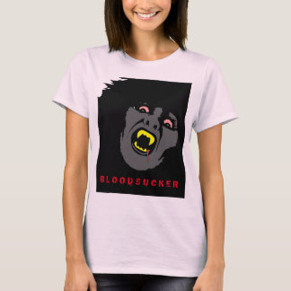 Camiseta del Bloodsucker del vampiro
