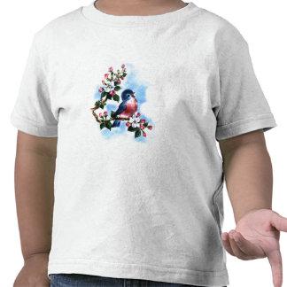 Camiseta del Bluebird del vintage
