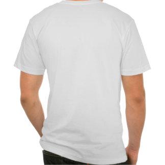 Camiseta del bolsillo (con diseño trasero) playera