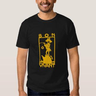 Camiseta del bon-Vivant Camisas
