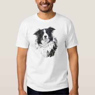 Camiseta del border collie remera