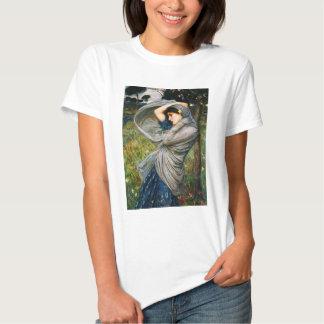 Camiseta del Boreas del Waterhouse Poleras