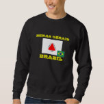 Camiseta del Brasil (Minas Gerais) Sudaderas