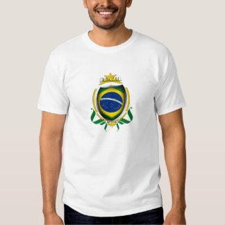 Camiseta del Brasil Remera