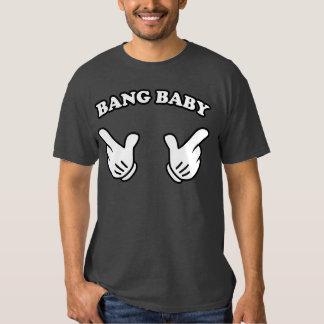 Camiseta del brezo del carbón de leña del bebé de playera