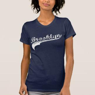 Camiseta del Brooklyn-Béisbol Playeras