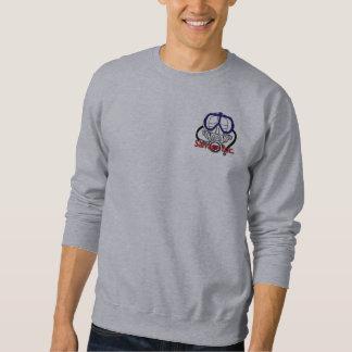 Camiseta del buceador sudadera