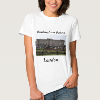 Camiseta del Buckingham Palace Playera