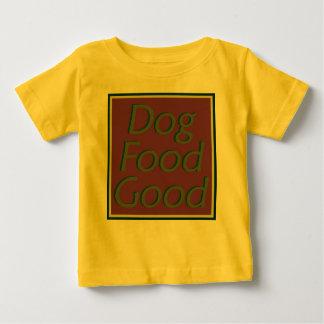 Camiseta del Bueno-II-Niño de la comida de perro Playeras