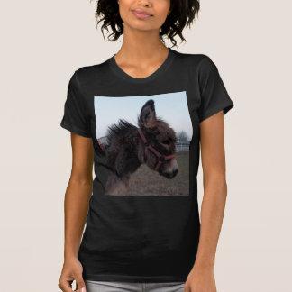 Camiseta del burro
