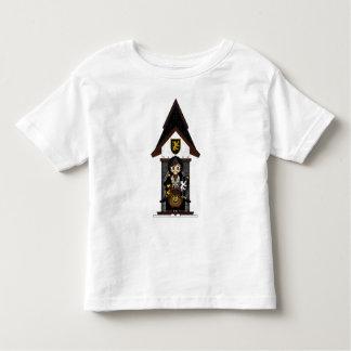 Camiseta del caballero negro a caballo playeras