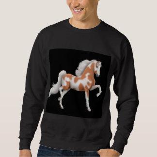 Camiseta del caballo de la pintura de Saddlebred