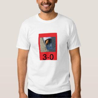 Camiseta del caballo playera