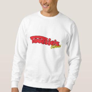 Camiseta del cabaret de las guapas pulover sudadera