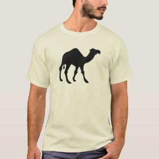 Camiseta del camello